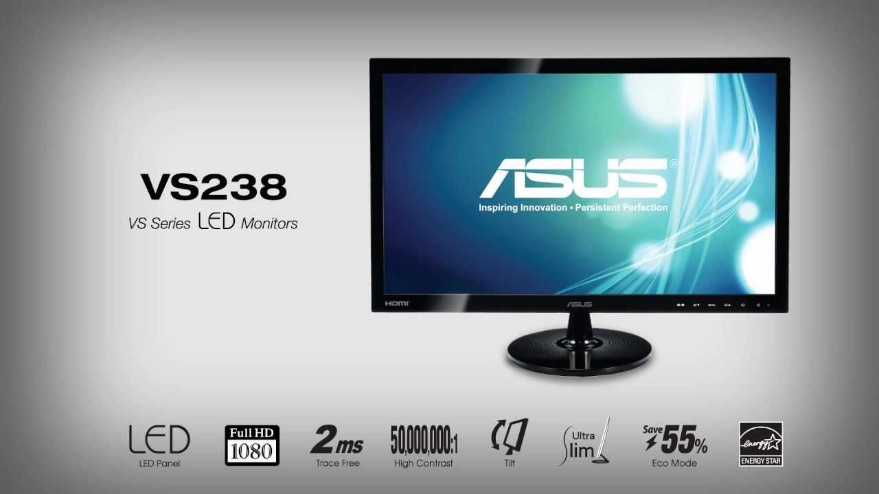 ASUS VS238 DRIVERS DOWNLOAD