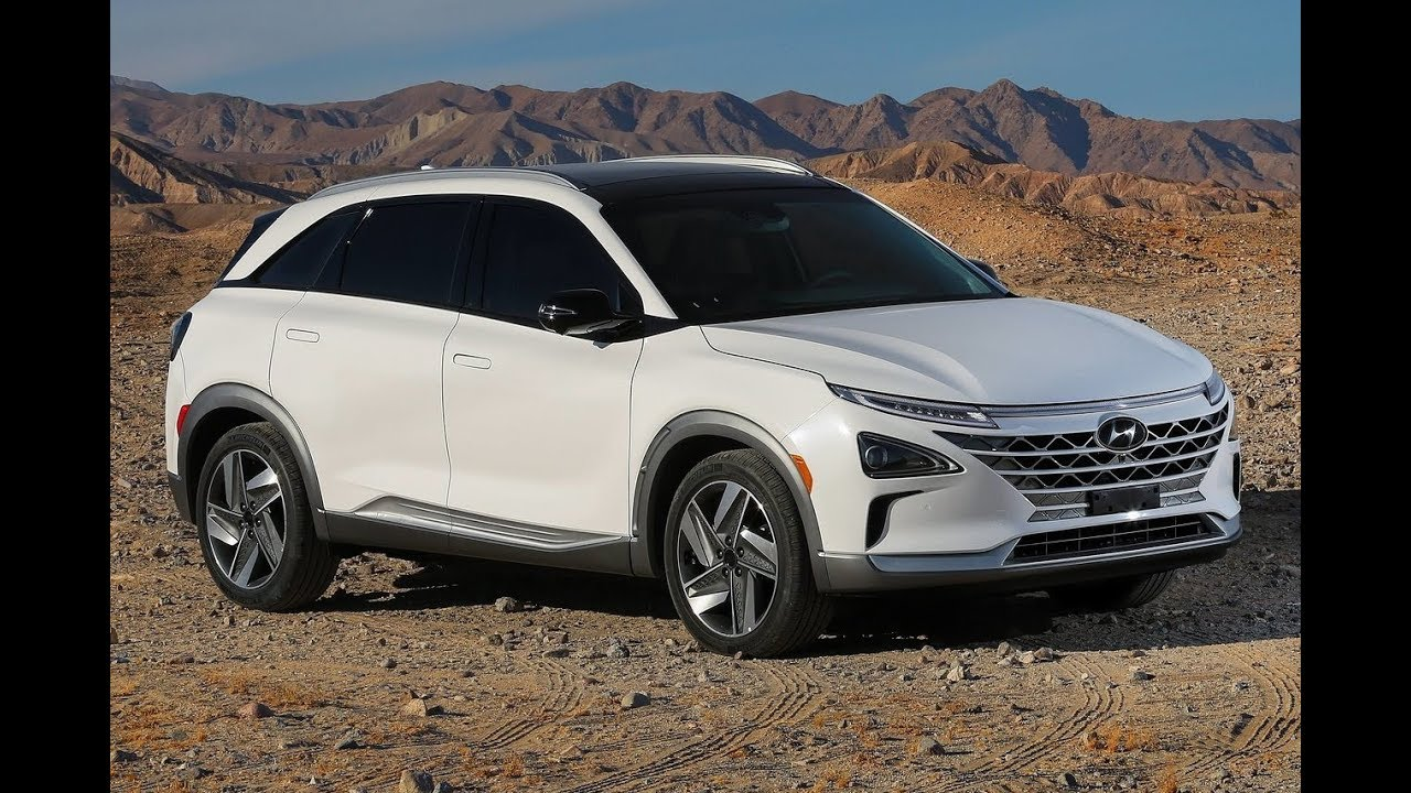 New Hyundai Nexo Concept 2019 2020 Review Photos Exhibition Exterior And Interior