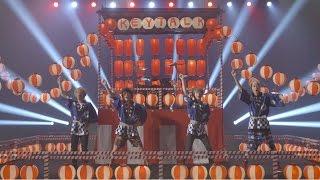KEYTALK - 「MATSURI BAYASHI」MUSIC VIDEOメイキング映像 (Getting Be...