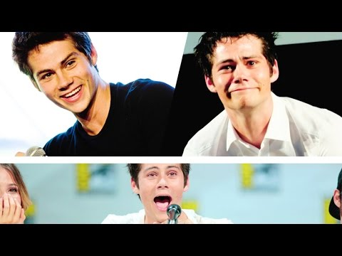 Thumbnail: Dylan O'Brien LAUGHING | Complitation