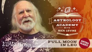 Full Moon in Leo February 2017 with Rick Levine