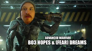 black ops 3 hopes and fear dreams aw gameplay