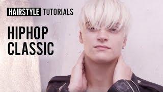How to style hiphop classic? by Maison Gérard Laurent | L'Oréal Professionnel tutorials