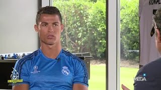 La entrevista exclusiva a Cristiano Ronaldo: