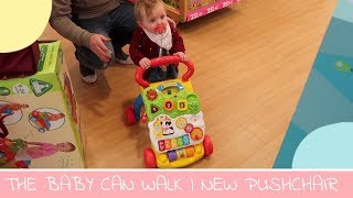 THE BABY CAN WALK | NEW PUSHCHAIR  | THE THOMAS WAY