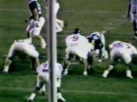 "1987 Big ""33"" Classic Maryland vs Pennsylvania part 6"