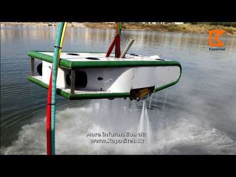 Hydro Hull Cleaning A/S & Kapacitet A/S hull cleaning in Algeciras, Spain