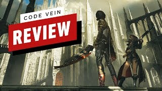 Code Vein Review (Video Game Video Review)