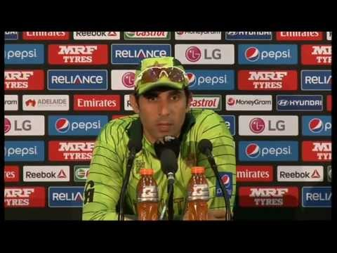 Live Post-Match Press Conference, QF3, Australia v Pakistan, Adelaide