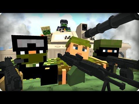 Начало зомби апокалипсиса [ЧАСТЬ 1] Зомби апокалипсис в майнкрафт! - (Minecraft - Сериал)