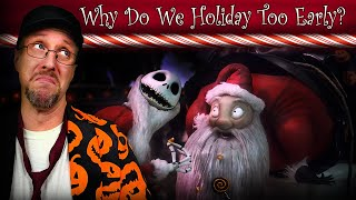 Why Do We Holiday Too Early? – Nostalgia Critic