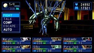Shin Megami Tensei Devil Summoner Soul Hackers Boss Winpe [HARD]