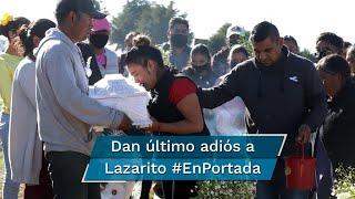 Padres del bebé prematuro, que fue declarado muerto por personal médico del Hospital General No. 20 en Puebla, exigen a autoridades indagar a médicos del IMSS