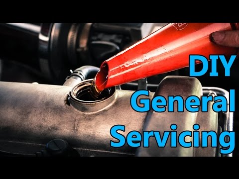 DIY Car Service – The Racing Seat