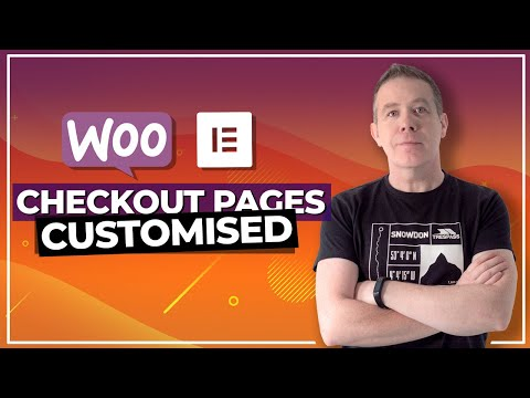 How To Customize The WooCommerce Checkout Page With Elementor & Woolementor
