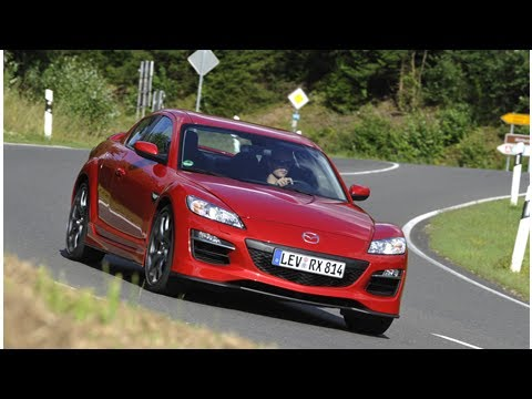 Mazda To Bring Back Rotary Engine As Range Extending Hybrid