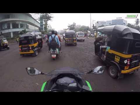 First time in Mumbai | Mumbai Meetup | Mumbai Reactions - 1 | Bigbang Biker