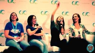 Wayhaught Panel at 2017 Clexacon