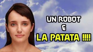Un robot e la patata - EVIEBOT
