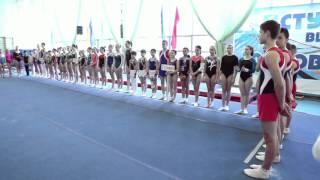 Открытие чемпионата Московской области в городе Ступино 25 марта 2016