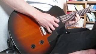 Dance Hall Crashers - Shelly guitar cover