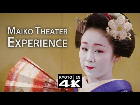 Things to Do: Maiko Theater [4K]