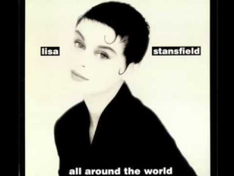 """LISA STANSFIELD """"All Around The World"""""""