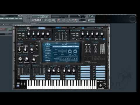 How to make an Pluck synth using Sylenth1 (DeadMau5 Style)
