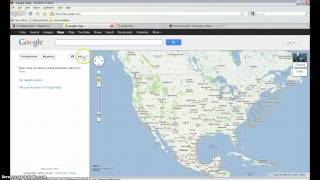 How to embed a google map onto your wiki
