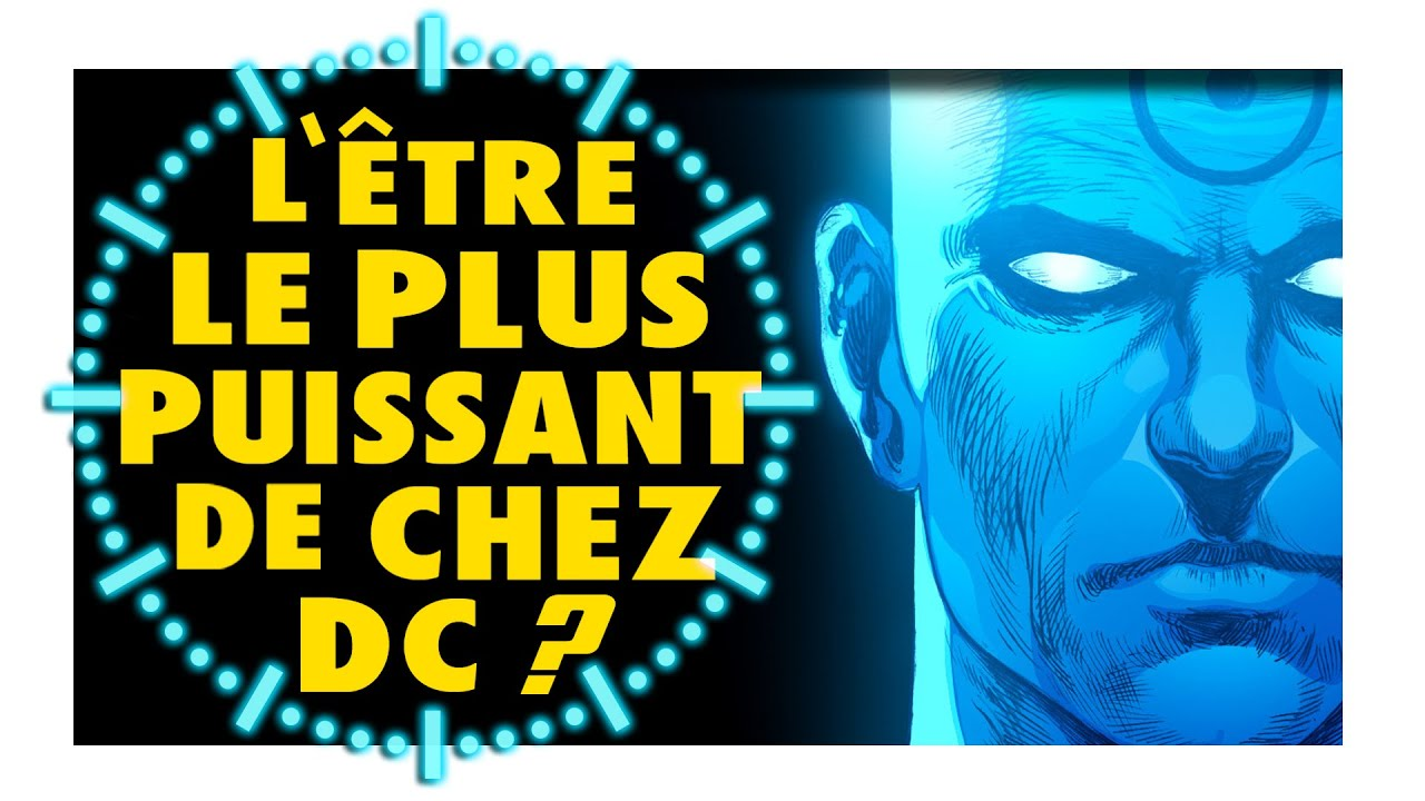 Download 🔵 Dr MANHATTAN, L'ÊTRE le plus PUISSANT de l'univers DC ? (Spoil Watchmen)