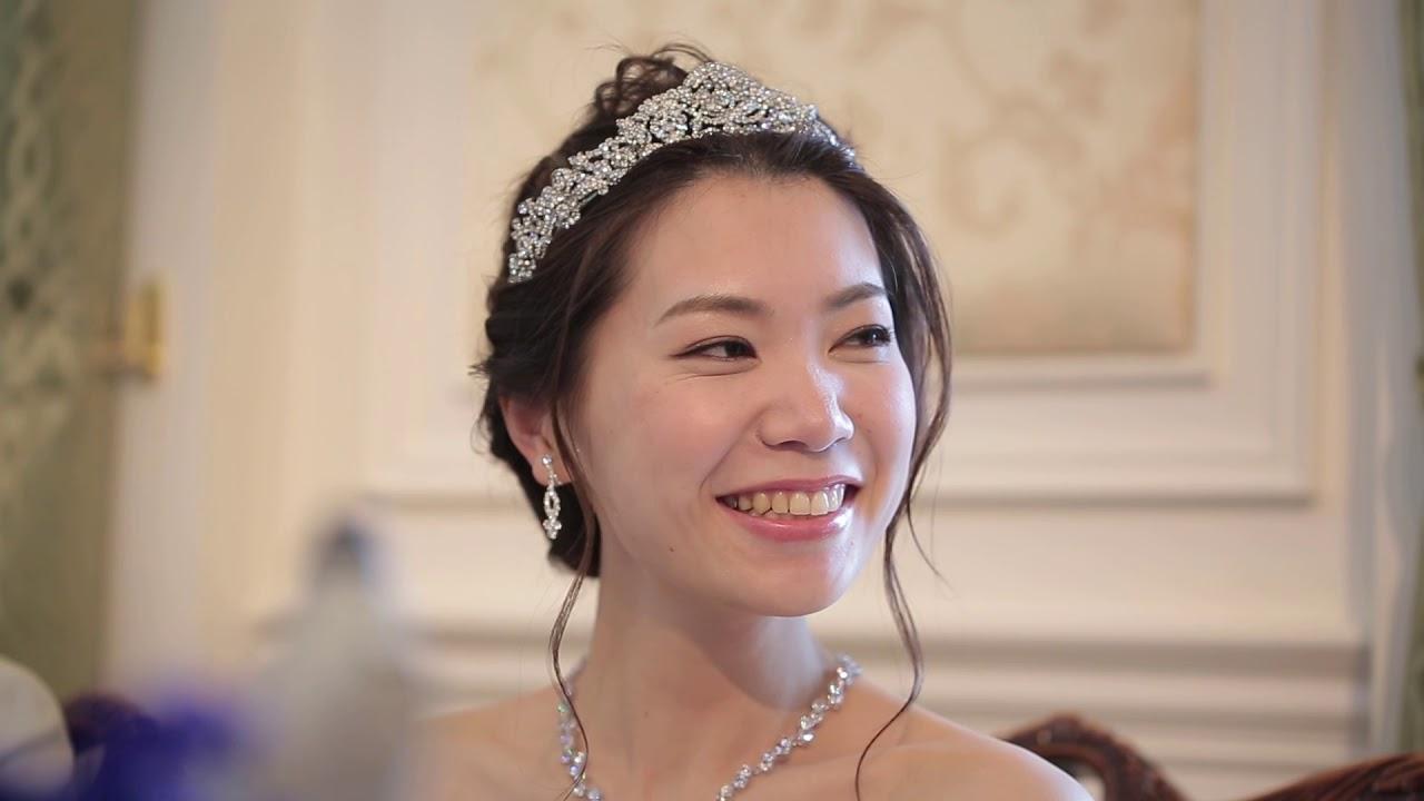神戸 神戸北野 ル・ヴァンヴェール 結婚式 エンドロール
