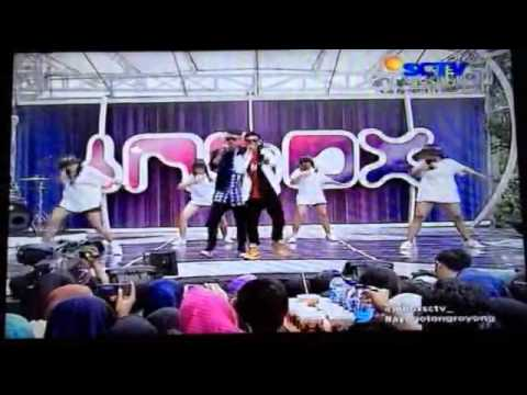 JeriMacbee - Get Back To You (Live at Inbox SCTV)