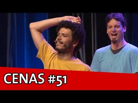 IMPROVÁVEL - CENAS IMPROVÁVEIS #51