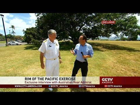 RIMPAC 2014: Exclusive interview with Australian Rear Admiral Simon Cullen