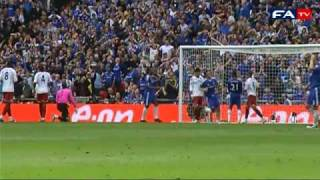 FA Cup Final 2010 - pitchside highlights - Chelsea v Portsmouth