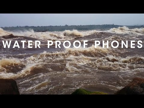 Waterproof Phones Are Necessary - Swimming in the Congo River