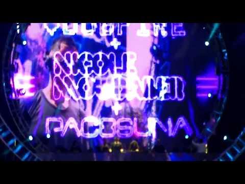 •Dubfire B2B Nicole Moudaber B2B Paco Osuna•4 at BayFront Park, Miami Florida, March 24, 2018