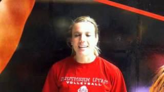 SUU VB Quick Takes - Jordan Anderson
