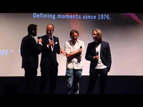 THE WAVE (Norway; 2015) Q&A W/ Dir. Roar Uthaug, Actors Kristoffer Joner, Jonas Hoff Oftebro; Bølgen