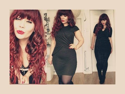 RIVER ISLAND LOOKBOOK || CURVY EDITION || Tanisha Degutis