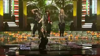2NE1 - Clap Your Hands (2NE1 - Clap Your Hands) @ SBS Inkigayo popular song 100912