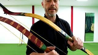 Archery Review: Manchu Bows by Yi Zai Di Wai