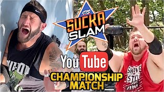 BROTHER VS BROTHER For The YOUTUBE CHAMPIONSHIP Changes EVERYTHING FOREVER!