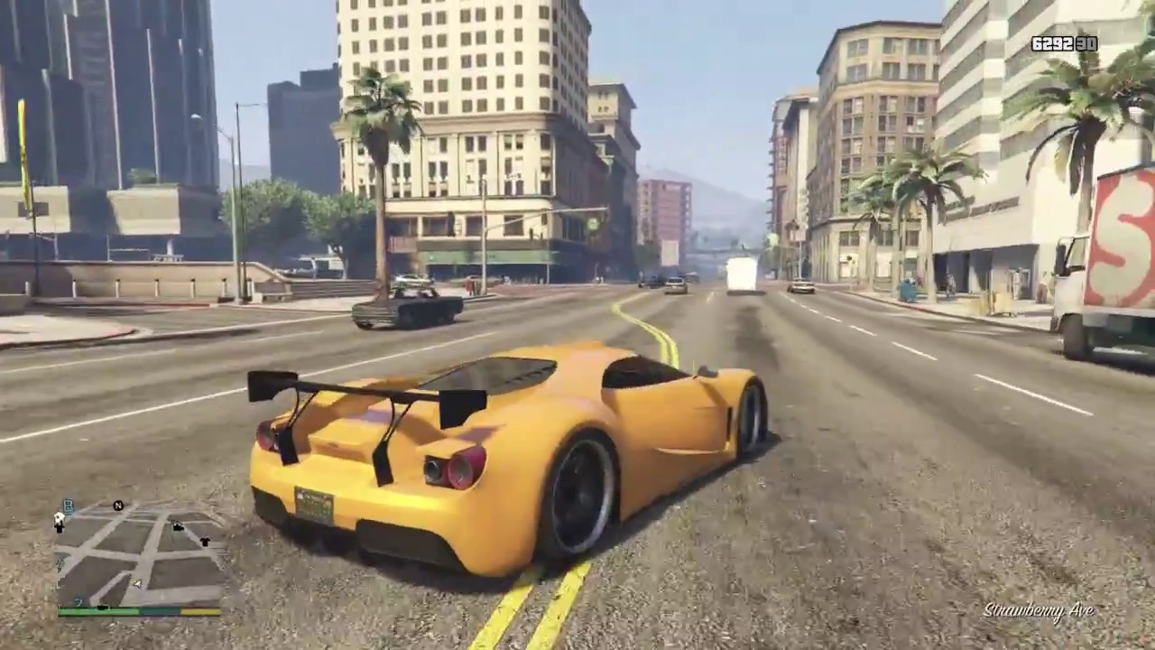 Most Expensive Car In Gta 5 Offline