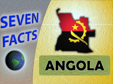 7 Facts about Angola