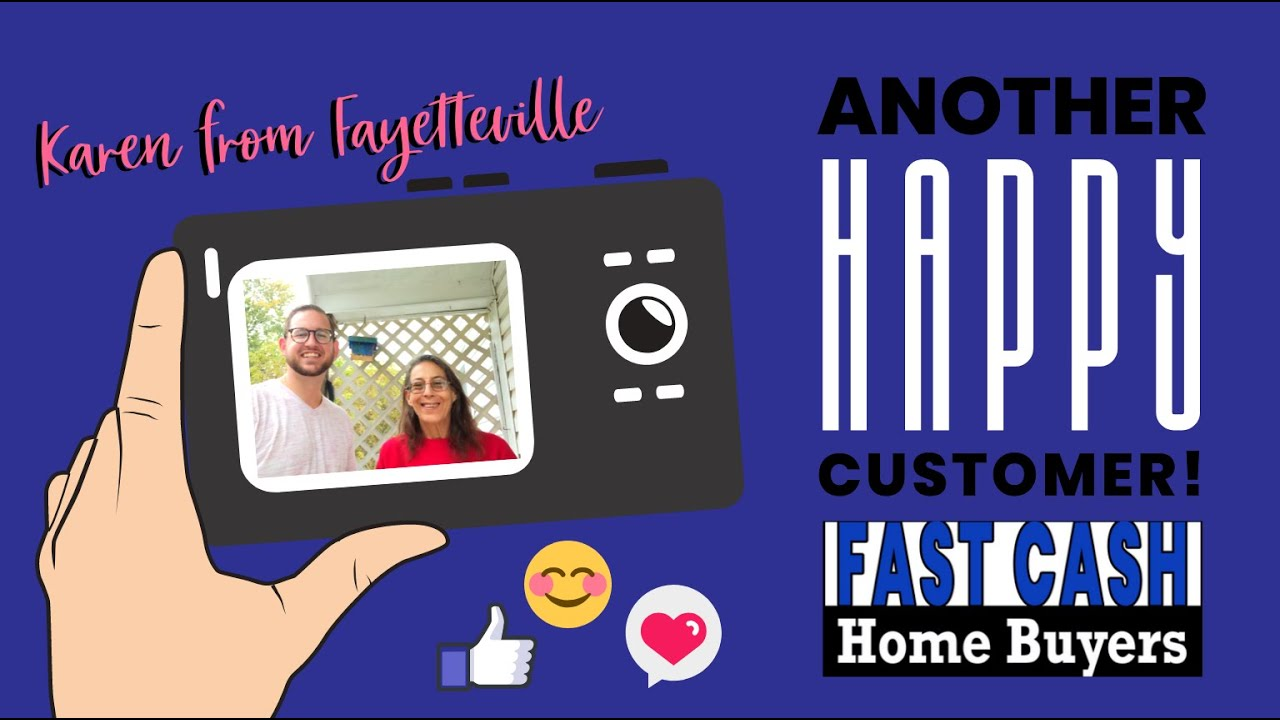 Karen From Fayetteville, NY | Fast Cash Home Buyers