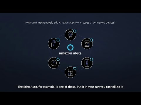 Introducing Alexa Voice Service Integration for AWS IoT Core