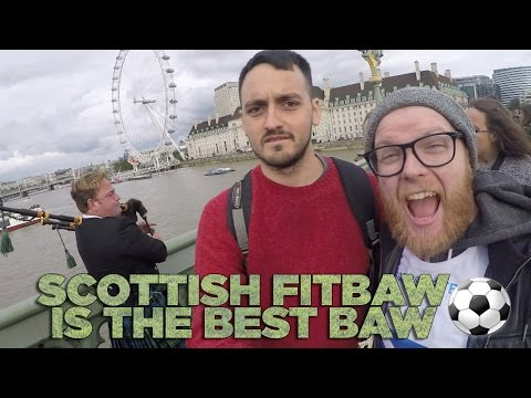Scottish fitbaw is the best baw   link and lorne