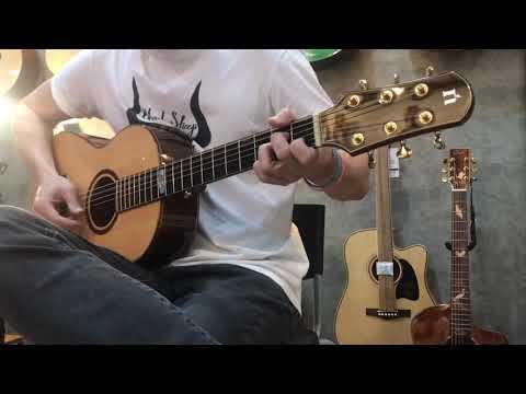 Shallow & Natasha Guitar 003 Series Review By Citara House Of Guitar