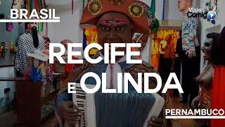 RECIFE - PERNAMBUCO | VIAJE COMIGO 155 | FAMÍLIA GOLDSCHMIDT